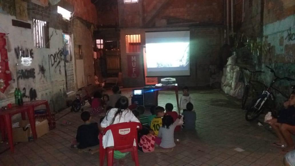 CineMUF no Sarafim