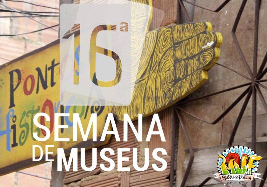 XVI Semana de Museus no MUF
